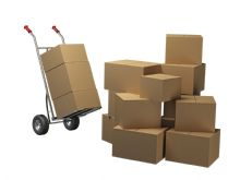 Extra Large Double Walled Strong Removal Packing Heavy Duty Cardboard Boxes 26""